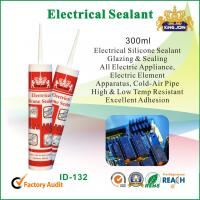 High Temp Resistant Strong Adhesive Glue , Household Electrical Silicone Sealant Manufactures
