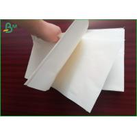 Quality Creamy Offset Printing Paper 80gsm 100gsm Light Yellow Color For Notebook for sale
