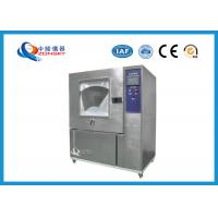 Benchtop Sand Dust Test Chamber 25% ~ 75% R.H Relative Humidity For Auto Parts Manufactures