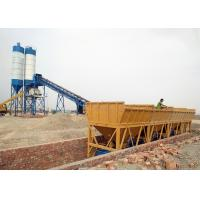 Belt Conveyor Cement Batching Plant Ready Mixed Concrete Mixing Plant 90m3/H Capacity Manufactures