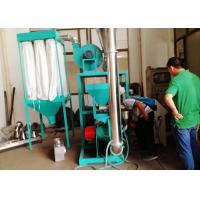 100 Mesh Plastic Pulverizer Machine Compact Structure Abrasion Resistance Manufactures