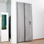 Aluminum Alloy Magnetic Screen Door Curtain ISO9001 Certification Manufactures