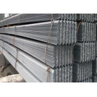 China ZCM Industrial Steel Structures Angle Steel Q235b Q345b SS400 Make Bar Angle on sale