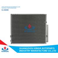 Core Size 645*528*16 Toyota Air Conditioner Condenser for Fortuner 2005-2015 Manufactures