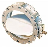 Flange Connection Butterfly Valve PN 10/16