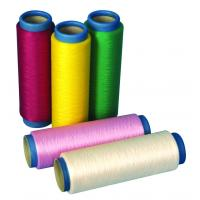 Eco-Friendly Spinning Dope Dyed Drawn Texturing Yarn In Weaving And Knitting Manufactures