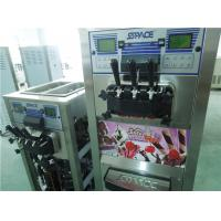 Quality Commercial Soft Serve Ice Cream Machine With Independent Refrigeration Systems for sale