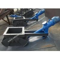 High Efficiency Electro Hydraulic Fan Gate Anti - Vibration Easy To Operate Manufactures