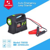 Repower T803D 12V/24V Portable Car Battery Jump Starter Manufactures