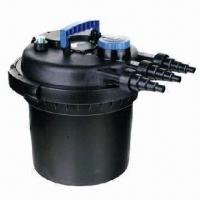 Buy cheap Pond Bio Press Filter in Special Circuitry Design from wholesalers