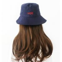 China Bucket Hat big fashionable flat top basin cap on sale