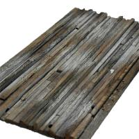 High Grade Natural Wood Panels Walls / Decorative Wood Boards For Home Wall Manufactures