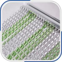 China wide 90cm by high 210 cm sunfast chain fly screen curtain on sale