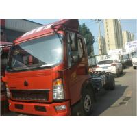 Buy cheap 7T SINOTRUK HOWO Light duty truck with euro ii emission standard from wholesalers