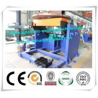 China Automatic Welding Positioner Turntable Column And Boom VFD Speed on sale