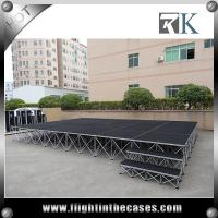 China Portable stage platform,quick stage equipment,used portable stage for sale on sale