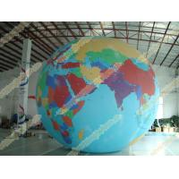Quality Supply 0.28mm thickness helium quality PVC Advertising balloon , Advertising for sale