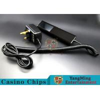 Smart Portable Casino UV Light Detector , Counterfeit Poker Card Scanner Manufactures