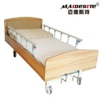 Easy Operation Manual Adjustable Bed For The Elderly Spray Steel Material Manufactures