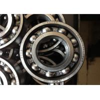 High Speed Axial Deep Groove Ball Bearings ABEC7 With Steel Cage For Pump Manufactures