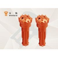 Toughness BR DTH Drill Bit Forged Alloy Steel Material For Blast Hole Drilling Manufactures