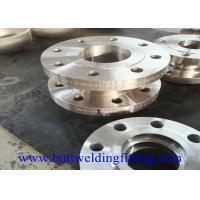China ASME B16.5 150# 3'' Forged Steel Flanges , Nickel Alloy NO8020 Welding Neck Flanges on sale