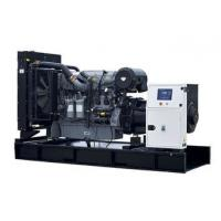 3 Pole MCCB PERKINS Diesel Generator 160KW 198KVA With Industrial Silencer Manufactures