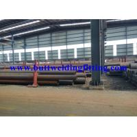 Fluid And High Pressure API Carbon Steel Pipe A335 P5 / Cr5Mo 1-100 mm Wall Thick Manufactures