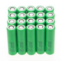 Authentic samsung 25r 3.7v blue/green samsung inr18650-25r battery 18650 35 amp battery samsung 18650 25r Manufactures