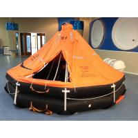 Davit Launched Type Solas Approved Inflatable Life Rafts Manufactures