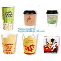Economical 8oz Disposable Custom Paper Coffee Cup,Hot selling beverage paper cups,cup sleeve,custom paper coffee cup sle Manufactures