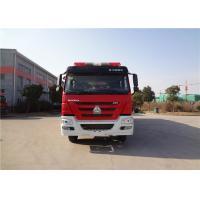 Quality Huge Capacity Commercial Fire Trucks With Direct Injection Diesel Engine for sale