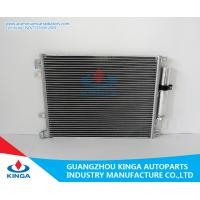 92100-1HS2A Auto Car AC Condenser For Nissan Sunny N17(11-) Aluminum Condenser Manufactures