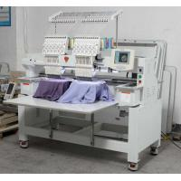 China 2 Head Cording Design Computerized Embroidery Machine For Shoes , Long Life on sale