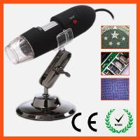 China 25X-200X USB Digital Microscope KLN-J200 on sale