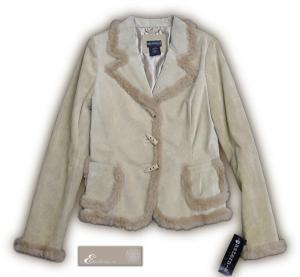 Ladies Leather Garment (0661-083-1) Manufactures