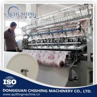 Industrial Multi Needle Quilting Machine, Comforters Lockstitch Sewing Machine Manufactures