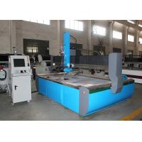 CNC Gantry Type Portable Water Jet Cutting Machine For Large Procelain Tiles Manufactures