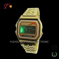 Popular Casio style wholesale led men and women watches with very competitive price Manufactures