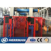 Portal / Grantry Type Cable Rewinding Machine Automatic Cable Winder Low Noise Manufactures