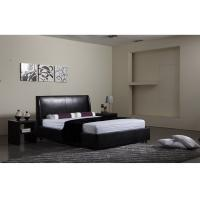 Luxury Platform Bed PU Material SGS Certification Long Working Lifespan Manufactures