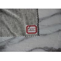 60w 30p Flannel Wool Fabric 150CM Width White In Stock 400 Gram Per Meter Manufactures