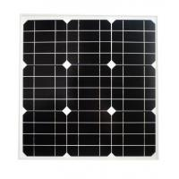 Small Efficient Solar Panels For Tiny Homes , Mini Portable Solar Panels Manufactures