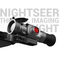 Rugged Waterproof Heat Detecting Scope OLED Type 2x / PIP / 4X Zoom Available Manufactures