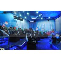 Theme park 5D movie theater , specail design , artistic style , immersive effect Manufactures