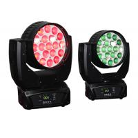 19pcs 12w Zoom Stage Lights Moving Heads Lights For Wedding Party Manufactures