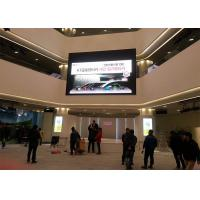 Ultra High Definition P3 LED Video Wall Indoor 3840 Hz Refresh Rate Manufactures