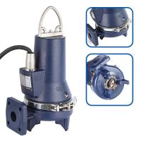 China Heavy-duty submersible sewage grinder pump, cuttr pump on sale