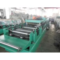 Z Purlin Cold Roll Forming Machine For Galvanized Steel With Hydraulic Manufactures