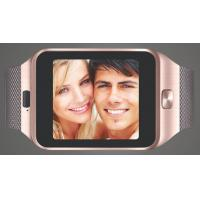 2015 competitive price wemelody Z09 smart watch with sim card Manufactures